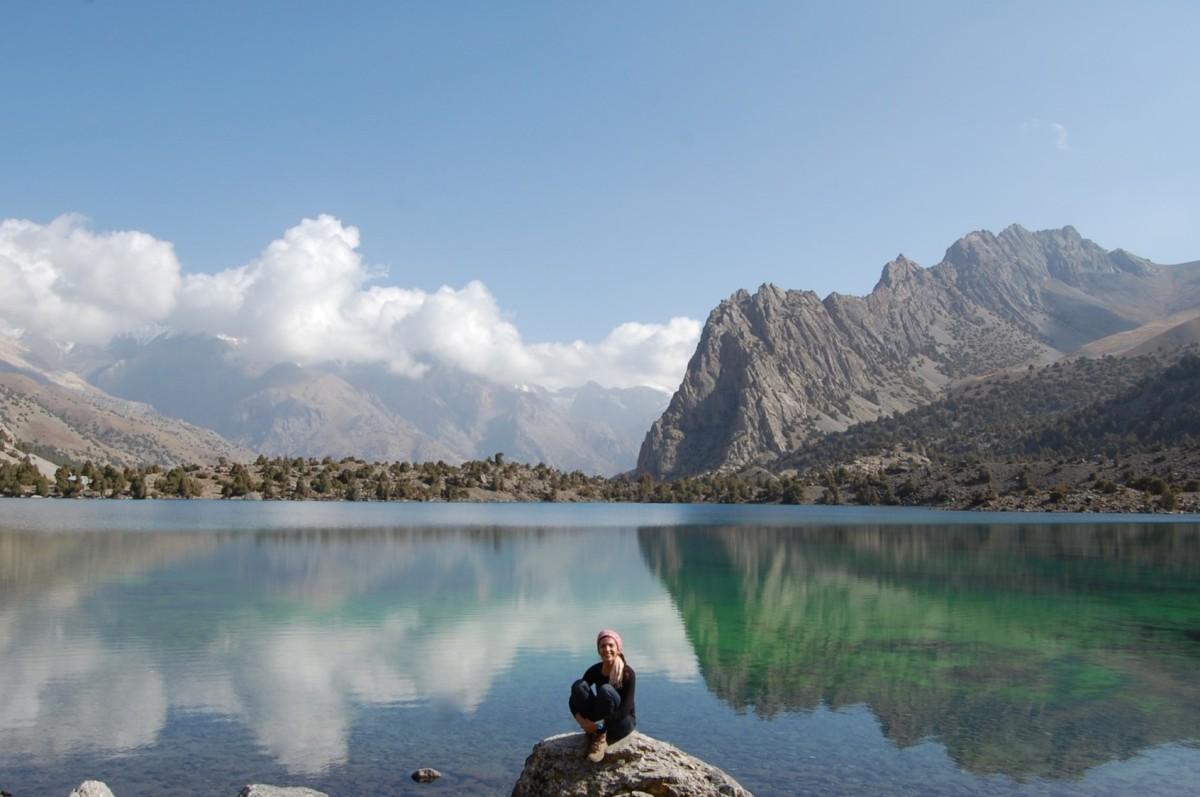 Fieldwork in Tajikistan. Credit: Negar Elodie Behzadi